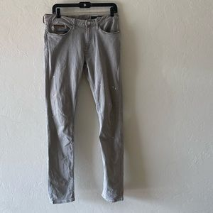 Armani Exchange Jeans J22 Tapered light gray  30
